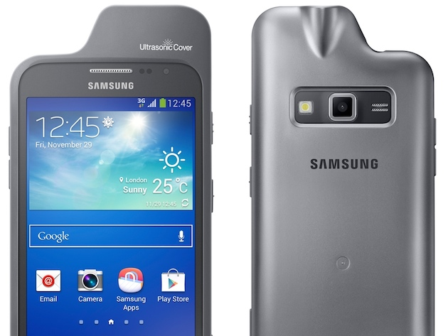 Ultrasonic Case per Samsung Galaxy Core Advance