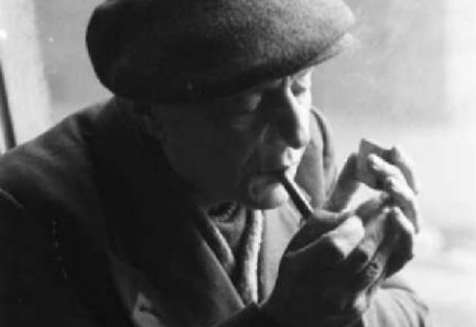 Umberto Saba (1883-1957) (Immagine dal web)