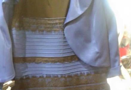 Il vestito incriminato