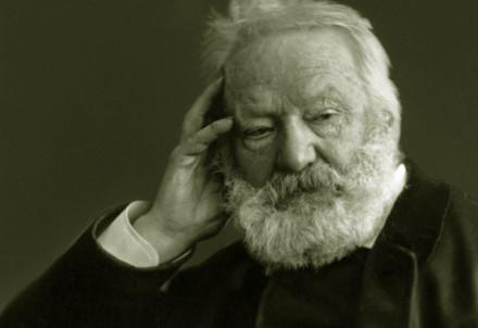 Victor Hugo (1802-1885) (Immagine d'archivio)