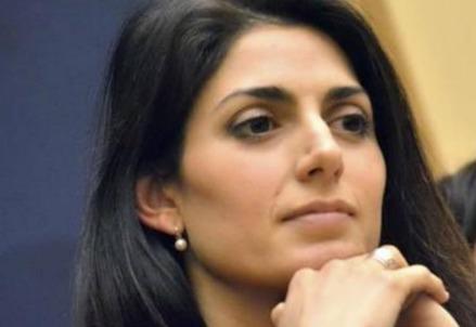 Il neo-sindaco di Roma Virginia Raggi (Foto dal web)