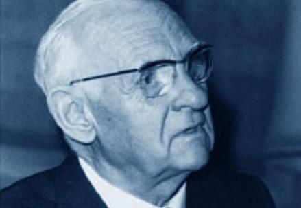 Hans Urs von Balthasar (Immagine d'archivio)