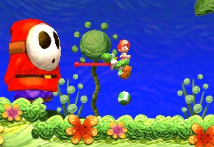 Yoshi New Island per 3DS
