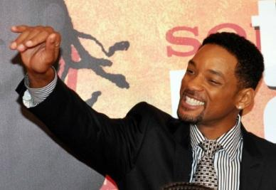 "Will Smith, protagonista di ""Hitch"" (foto Infophoto)"