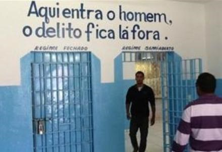 PRISONS/ Football has its rules, world has its rights. Human rights in Brazil