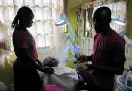 ST KIZITO/ The value of a vocational school in the slum