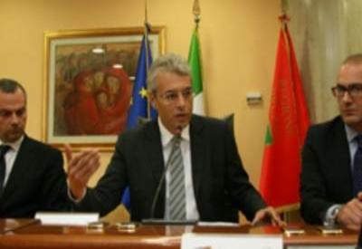 Gianni Chiodi, Presidente della Regione Abruzzo