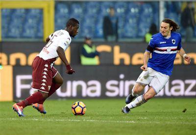 DIRETTA/ Torino-Sampdoria (risultato finale 1-1) info streaming video e tv: parità!