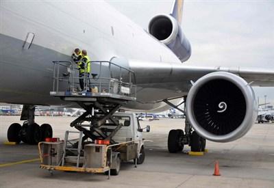 Un aereo da una fotografia di repertorio (Foto: Infophoto)