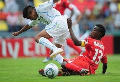 Rodrigo Aguirre, 19 anni, gioca nel Liverpool Montevideo