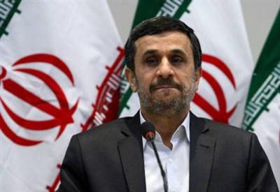 Mahmud Ahmadinejad (Foto: InfoPhoto)