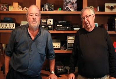 Al Alcorn e Roger Hector