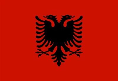 Albanian flag