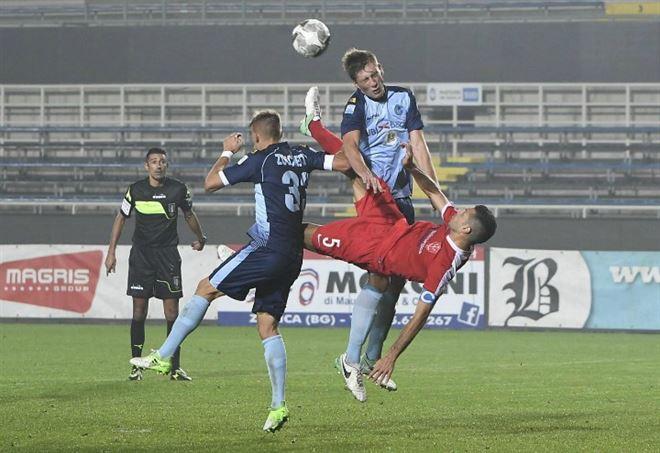 Diretta AlbinoLeffe Pro Piacenza, Coppa Italia Serie C (Foto LaPresse)