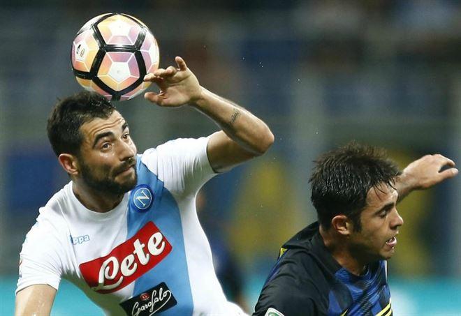 Video Napoli Inter (LaPresse)