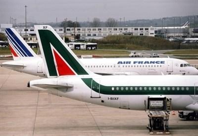 Il ruolo di Alitalia potrebbe essere decisivo per Windjet (Infophoto)
