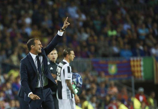Diretta Juventus Genoa - LaPresse