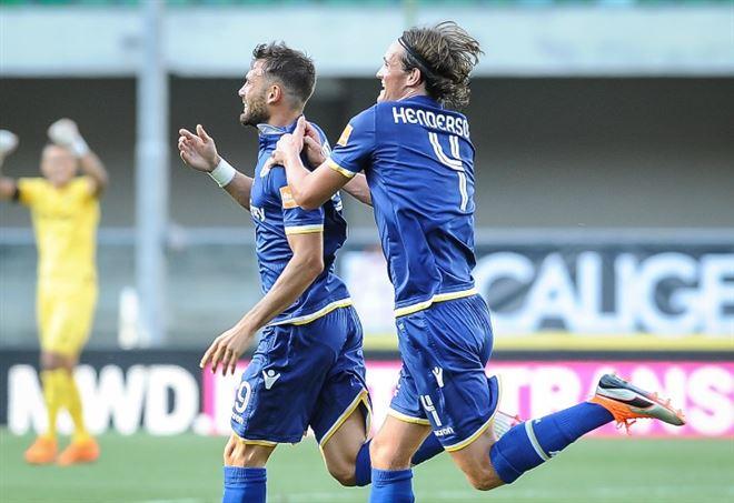 Diretta Verona Carpi, Serie B 3^ giornata (Foto LaPresse)