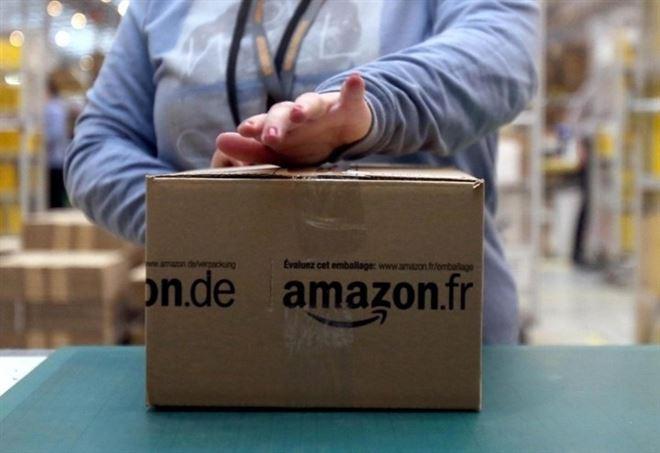 Amazon (foto Lapresse)
