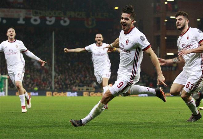 Kalinic salva il Milan Pareggio per 1-1 col Sassuolo
