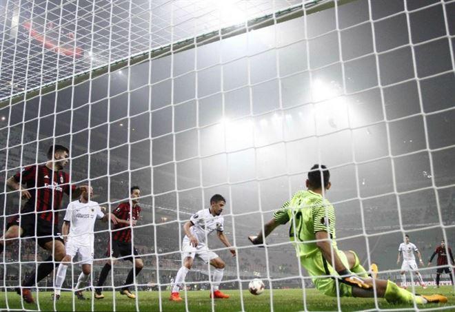 Diretta Aek Atene Dinamo Kiev, Europa League (Foto LaPresse)