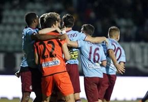 Risultati Lega pro/ Classifica aggiornata e livescore in diretta gironi A, B, C: oggi Cosenza-Reggina e Fano-Teramo (25^ giornata)