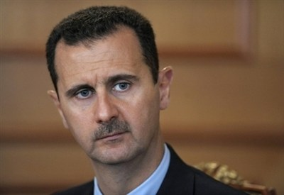 Il presidente siriano Bashar al-Assad (InfoPhoto)