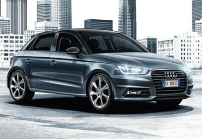 La nuova Audi A1 Admired