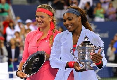 Le finaliste degli Us Open 2013 (Infophoto)