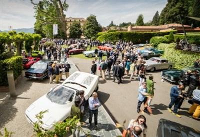 Dal 20 al 22 maggio Villa d'Este ospiterà il Concorso d'eleganza