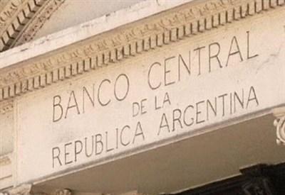 La sede della Banca centrale argentina