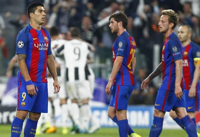 Probabili formazioni Barcellona Juventus (Foto LaPresse)