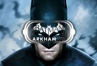 Batman: Arkham Vr (Foto da Twitter)