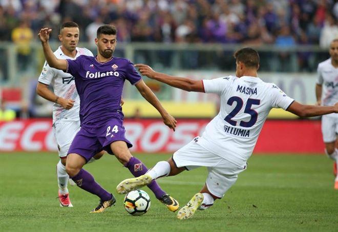 Video Fiorentina Bologna, Serie A (Foto LaPresse)