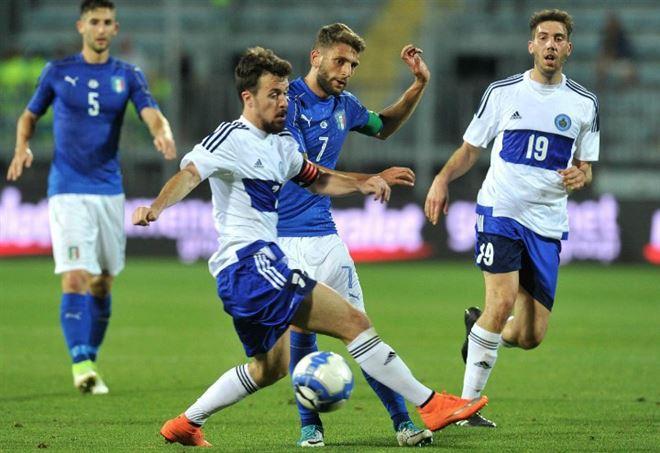 Risultati Europei Under 21 2017: tocca all'Italia (Foto LaPresse)
