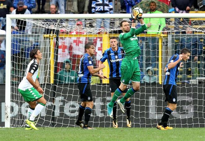 Europa League, Atalanta-Everton 3-0: Al Mapei Stadium è KO per gli inglesi