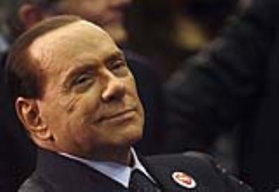 Berlusconi (infophoto)