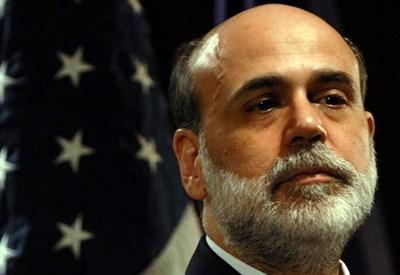 Ben Bernanke, Presidente della Fed (Infophoto)