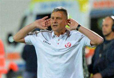 Stefano Bettinelli, 51 anni, allenatore del Varese
