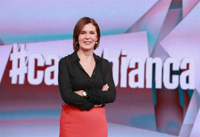 Bianca Berlinguer conduce #Cartabianca