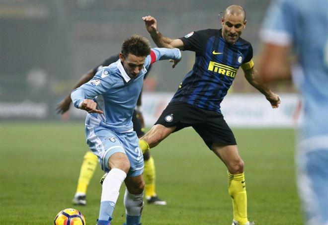 Probabili formazioni Lazio Inter (Foto LaPresse)
