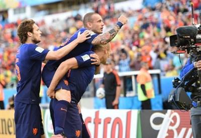 L'Olanda è già agli ottavi: oggi cerca il primo posto nel girone (Infophoto)