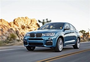 BMW/ Esce la X4 M40i completando la fortunata gamma delle Sports Activity Coupés