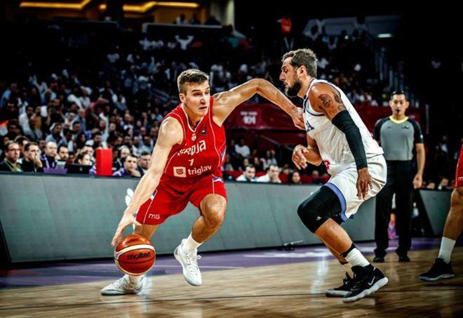 Diretta Russia Serbia, Europei basket 2017 (da facebook.com/FIBA)