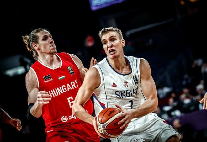 Diretta Slovenia Serbia, finale Europei basket 2017 (Foto LaPresse)