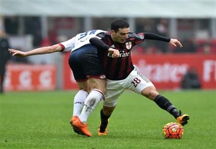 Diretta / Genoa-Milan (risultato finale 3-0) info streaming video e tv: Pavoletti porta in trionfo il Genoa! (Serie A 2016, oggi 25 ottobre)