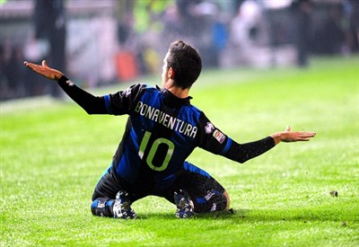 Giacomo Bonaventura, esterno Atalanta (Foto Infophoto)