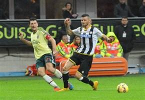 Video/ Udinese-Milan (2-1): i gol di Pinzi, Badu e Pazzini (Serie A, sabato 25 aprile 2015)