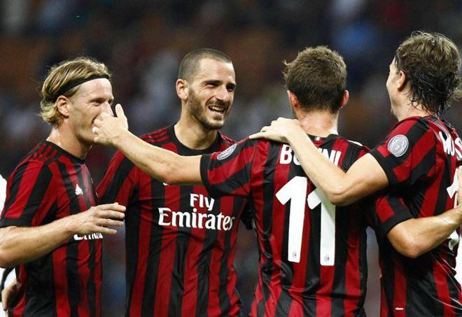 Probabili formazioni Ludogorets Milan (LaPresse)
