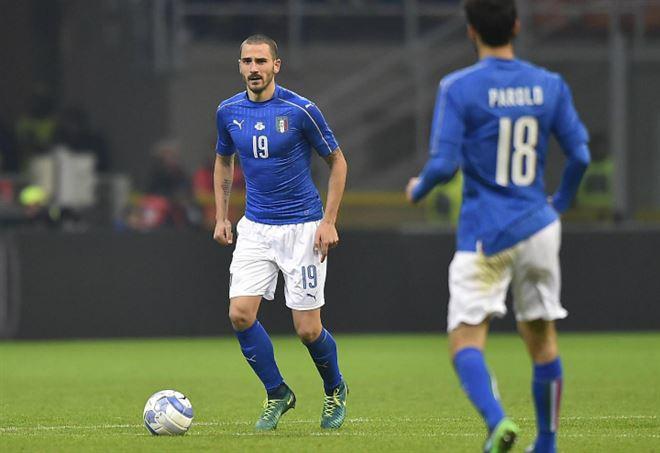 Leonardo Bonucci, 29 anni (Foto LaPresse)
